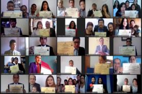 275 graduandos de la ULADECH Católica reciben sus grados de Bachiller y Título Profesional